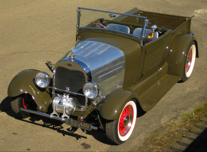 1929 Model A Ford - Hotrod